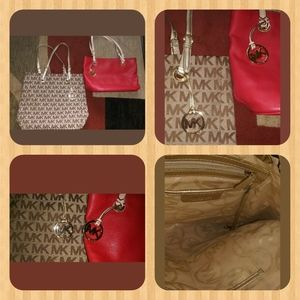 Michael Kors Bags - MICHAEL KORS  BAG USED SHOULDER BAG LOT OF 2
